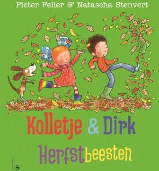 Kinderboeken Luitingh Sijthoff - Kolletje en Dirk: Herfstbeesten. 4+