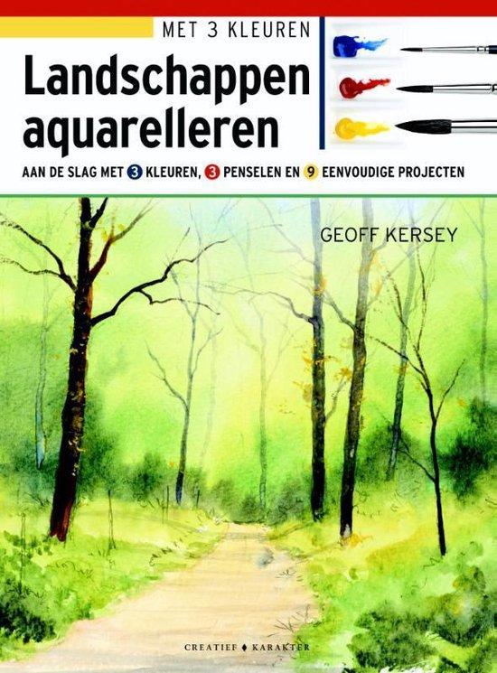 Landschappen aquarelleren - Geoff Kersey |