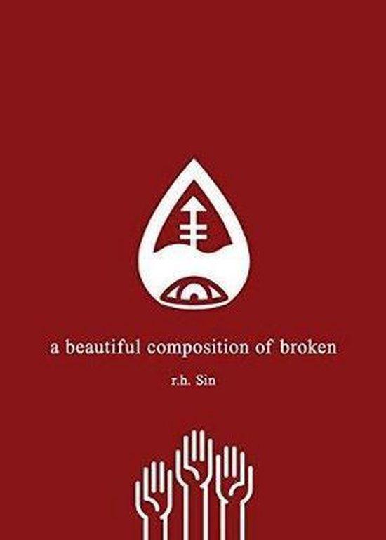 Afbeelding van A beautiful composition of broken