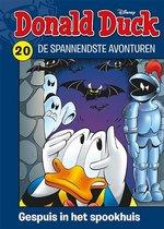 Donald Duck De Spannendste Avonturen 20 - Gespuis in het spookhuis