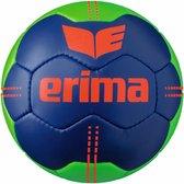 Erima Handbal - blauw/groen/rood