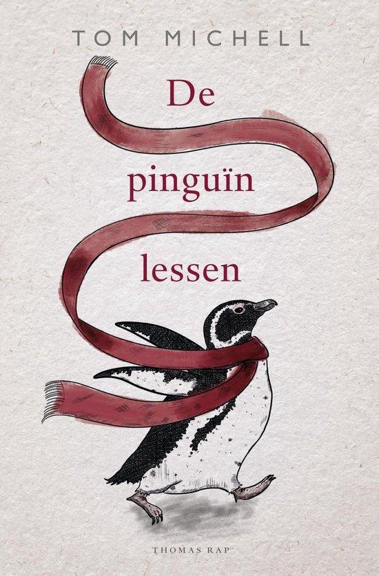 Boek cover De pinguïnlessen van Tom Michell (Onbekend)