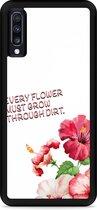 Galaxy A70 Hardcase hoesje Every Flower