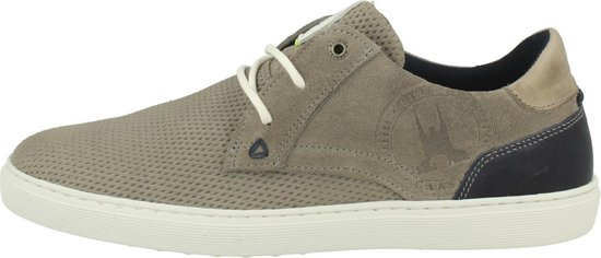 Gaastra Heren Sneakers Tilton - Grijs - Maat 42