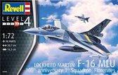 F-16 MLU Revell schaal 172