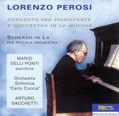 Perosi: Concerto Per Pianoforte E Orchestra
