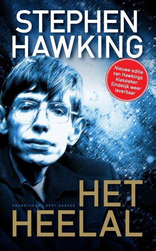 Boek cover Het heelal van Stephen Hawking (Paperback)