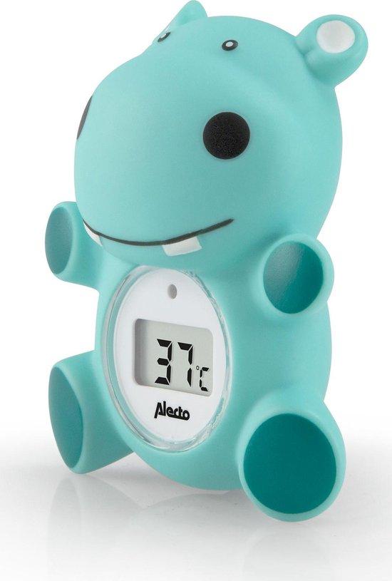 Alecto Baby BC-11 Thermometer nijlpaard - meting badwatertemperatuur