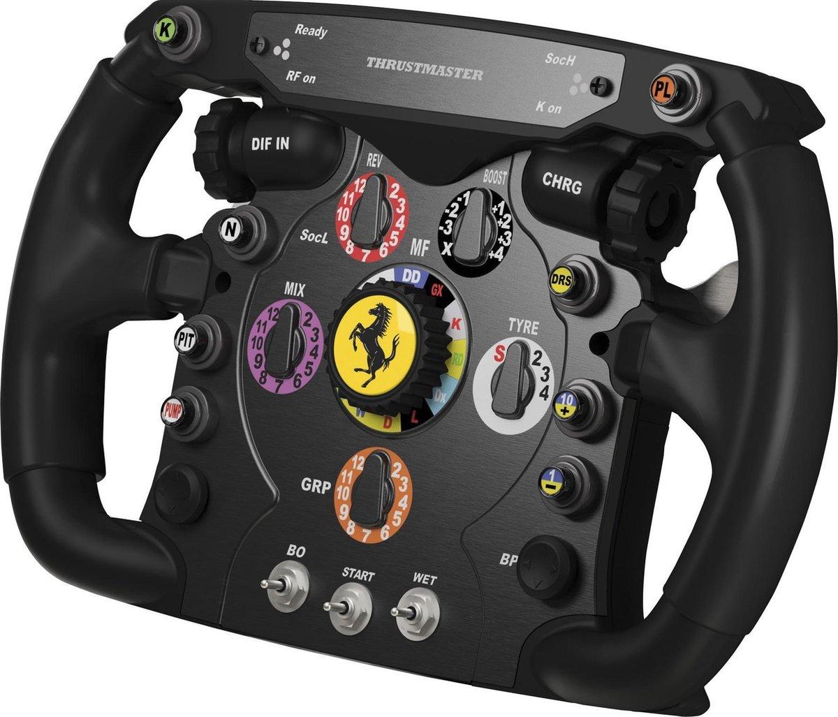 Thrustmaster Ferrari F1 Racestuur - Add-On PS4 + PS3 + Xbox One + PC