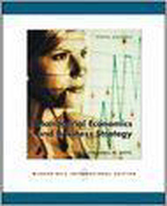 Boek cover Managerial Economics And Business Strategy van Baye (Onbekend)
