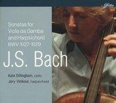 J.S. Bach: Sonatas for Viola da Gamba and Harpsichord BWV 1027-1029