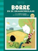 De Gestreepte Boekjes groep 5 mei -   Borre en de graancirkelaar
