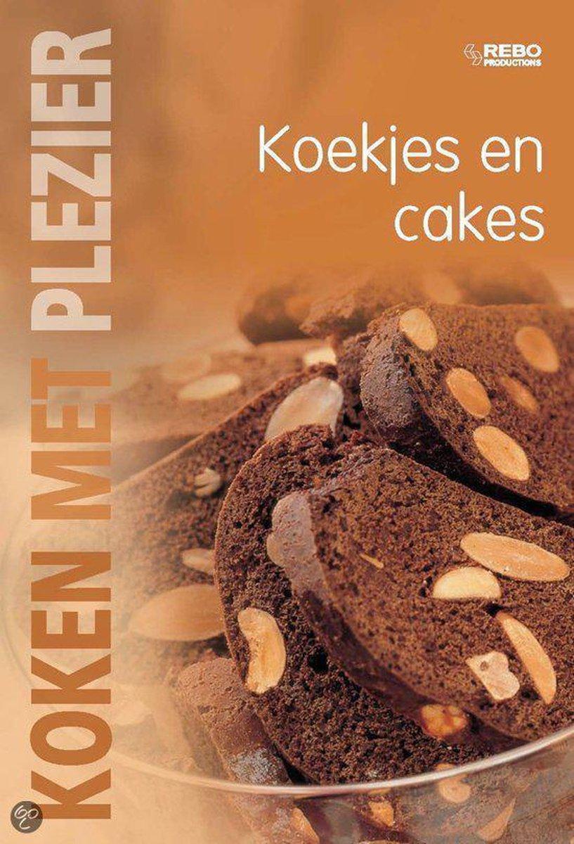 Koken Met Plezier Koekjes En Cakes