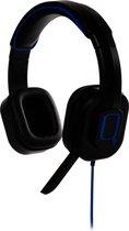 Qware Gaming koptelefoon Pro - Gaming headphone Pro - blauw - Geschikt voor Playstation 4 Xbox One PC