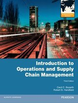 Boek cover Introduction to Operations and Supply Chain Management: International Edition van Cecil Bozarth (Paperback)