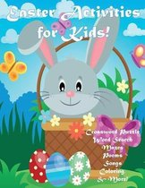 Easter Activities for Kids!