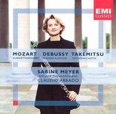 Mozart; Debussy; Takemitsu / Meyer, Abbado, BPO