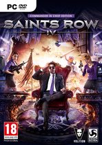 Saints Row IV - Commander In Chief Edition - Windows