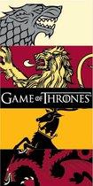 Strandlaken Game of Thrones 70x140cm