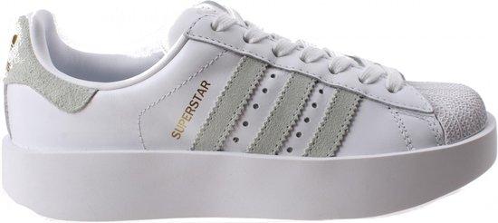 bol.com | Adidas Sneakers Superstar R Bold Dames Wit Maat 40 2/3