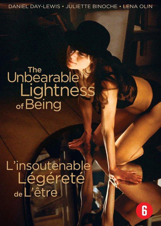 Cover van de film 'The Unbearable Lightness Of Being'