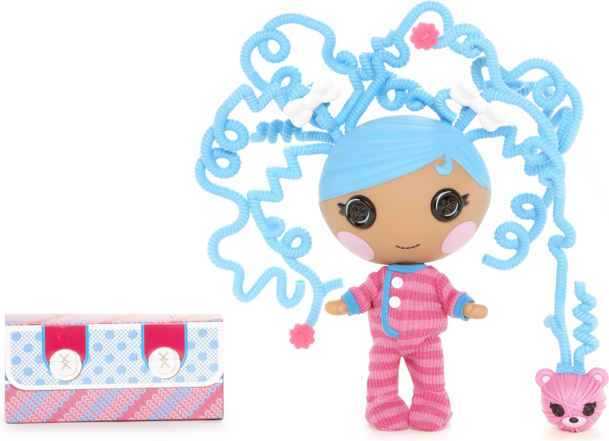 Lalaloopsy Littles Silly Hair - Bundles Snuggle Stuff