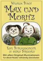 Max und Moritz (Das Original)