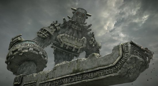 Shadow of the Colossus - PS4 - Sony