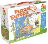 Jumbo Europa - Puzzel - 125 stukjes