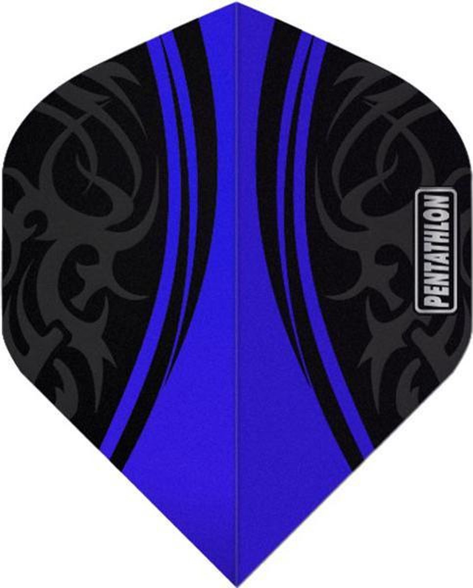 McKicks Pentathlon Tribal flights Std. Blauw