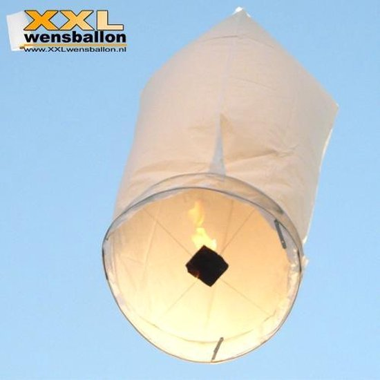 10x XXL Wensballon