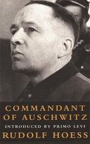 Boek cover Commandant Of Auschwitz van Rudolf Hoess