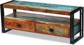 VidaXL Tv-meubel - Massief gerecycled hout