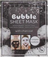 Gezichtsmasker Bubble - Houtskool Gezichtsmasker - Face Mask Bubble - Bubble Mask - Charcoal