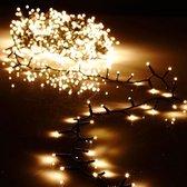 Kerstverlichting - 500 Led warm wit - 55 meter - voor binnen en buiten