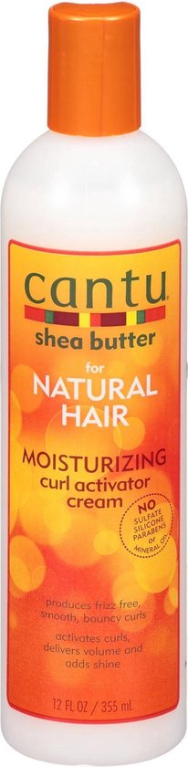 Cantu for Natural Hair Moisturizing Curl Activator Haarcreme - 355 ml