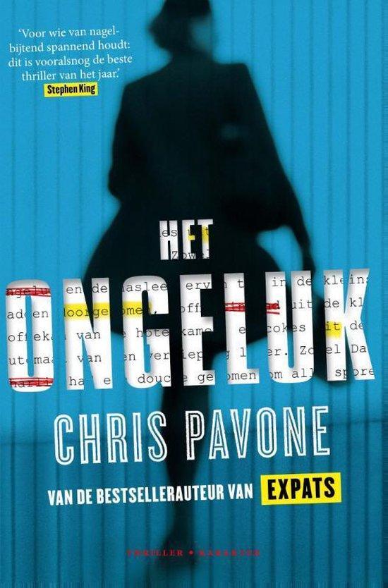 Het ongeluk - Chris Pavone |