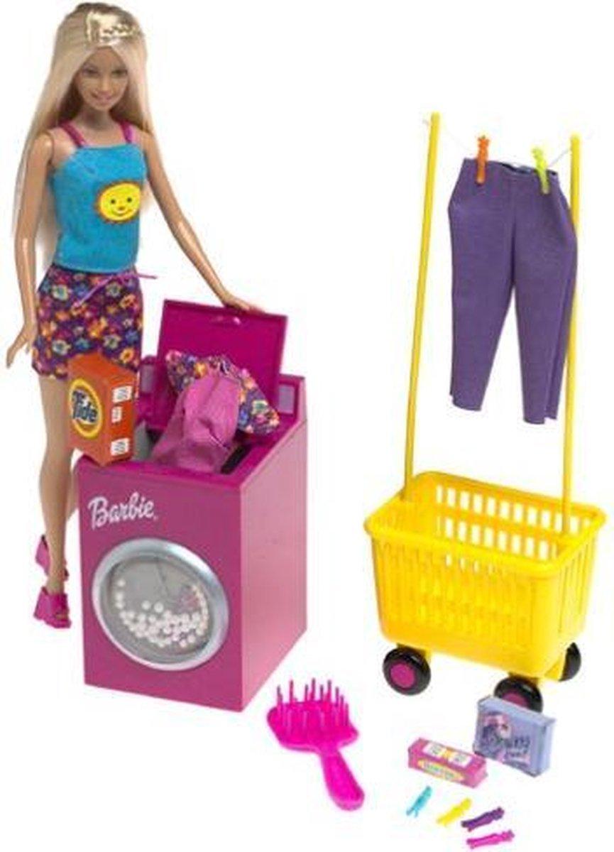 Barbie wassalon
