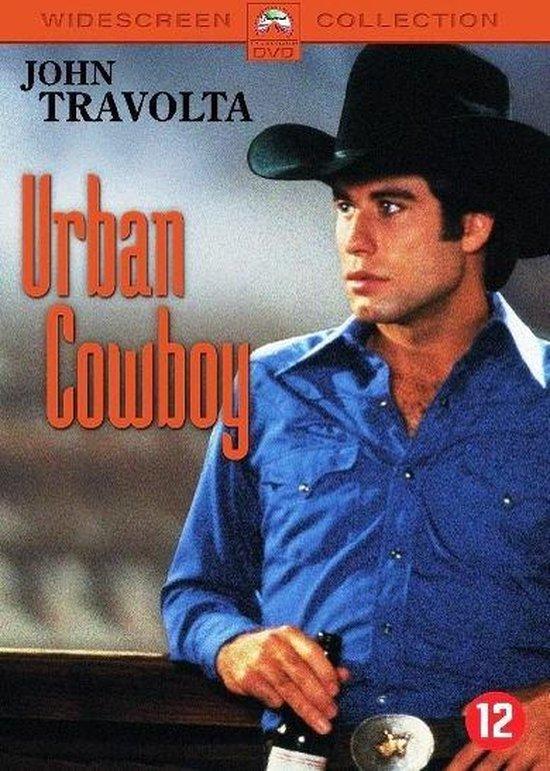 Cover van de film 'Urban Cowboy'