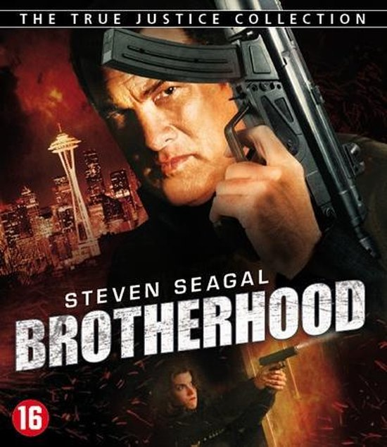 Cover van de film 'True Justice - Brotherhood'