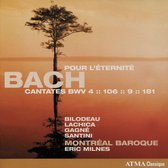 The Sacred Cantatas, Bwv 4, 106, 9, 181