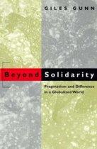 Beyond Solidarity