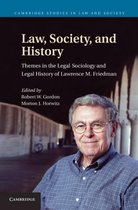 Law, Society, and History