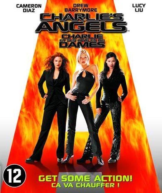 Cover van de film 'Charlie's Angels'