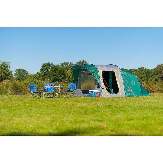 Coleman Oak Canyon 4 tent grijsgroen 4 Persoons Tenten