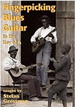 Fingerpicking Blues Guitar In The Key Of A