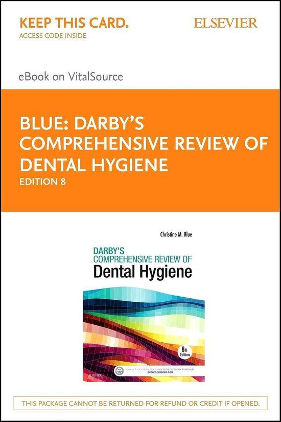 Darby's Comprehensive Review of Dental Hygiene - E-Book