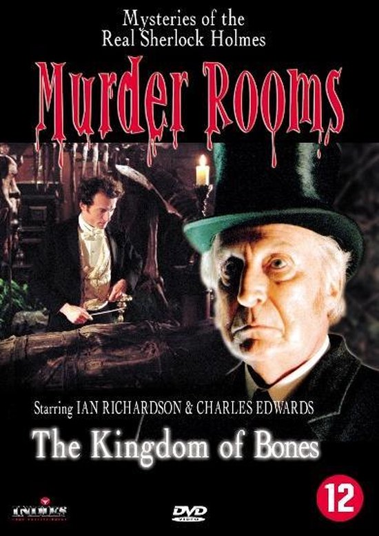 Cover van de film 'Kingdom Of Bones'