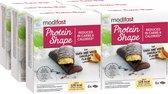 Modifast Protein Shape Maaltijdrepen - Pure en Witte Chocolade - 6 x 6 stuks