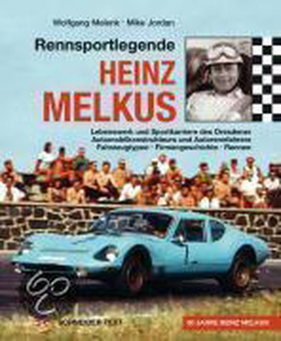 Rennsportlegende Heinz Melkus